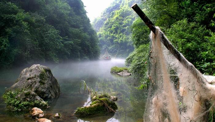 三峡人家好玩吗?三峡人家风景区介绍,三峡人家有哪些景点?